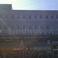 Photo taken at Station Eindhoven by Daan K. on 4/10/2011