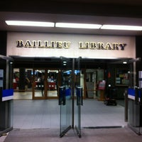 Photo taken at The Baillieu Library by Pru M. on 7/23/2012