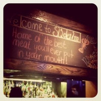 Photo taken at The Slider Inn by Sean D. on 9/8/2011