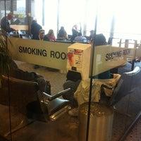 Photo taken at Smoking Lounge by Armie on 3/6/2012