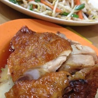 Photo taken at Nasi Ayam Hainan Chee Meng by Ikhwan J. on 7/22/2012