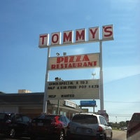 Photo taken at Tommy's Pizza by Shannon C. on 8/12/2011