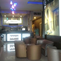 Photo taken at Café Jasmin by Adnan H. on 9/6/2012