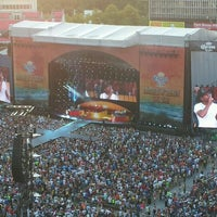 Photo taken at Nissan Stadium by Nikki E. on 6/24/2012