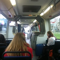 Photo taken at Bus 401: Eindhoven Centraal Station - Eindhoven Airport by Vincenzo M. on 3/6/2012