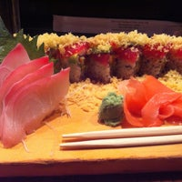 Photo taken at I Love Sushi by Reginald W. on 7/18/2012