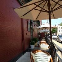 Photo taken at Zack's Oak Bar & Restaurant by Brennan W. on 5/26/2012