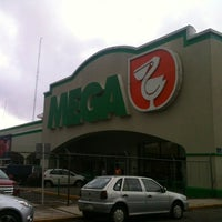 Photo taken at MEGA Comercial Mexicana by Jessica A. on 7/24/2012