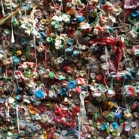 Photo taken at Gum Wall by Tzu-ting C. on 5/31/2012