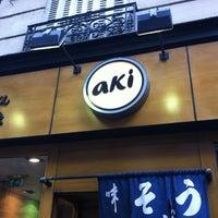 Photo taken at Aki by Jacques L. on 4/7/2012
