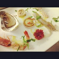 Photo taken at Ristorante Sirocco by gabriele n. on 8/20/2012