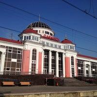 Photo taken at Ж/д вокзал Саранск by Андрей П. on 8/16/2012