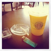 Photo taken at Starbucks Coffee by André M. on 9/9/2012