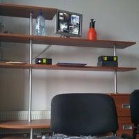 Photo taken at stupid work by Maxim K. on 8/17/2012