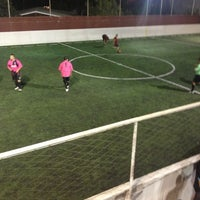 Photo taken at Futbol Rapido Seminario by Adrian M. on 8/15/2012