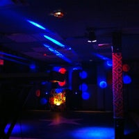 Photo taken at Asylum Sports Bar Grill & Nightclub by KTF T. on 4/1/2012
