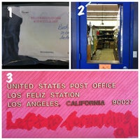 Photo taken at US Post Office by Joe C. on 5/8/2012