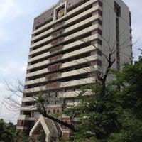 Photo taken at Bangkok University International College (BUIC) by GaPum S. on 3/3/2012