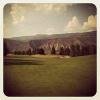 Photo taken at Beaver Creek Golf Club by Marshall K. on 8/12/2012