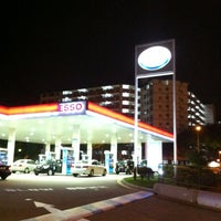 Photo taken at Esso Station by ジャッキー タ. on 6/5/2012