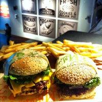 Photo taken at Super Duper Burger by rosalee c. on 9/7/2012