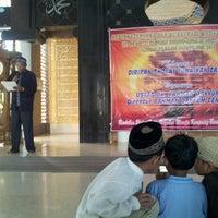 Photo taken at Masjid Fatimah Sekolah Islam Athirah Bukit Baruga by Winandoyo A. on 6/17/2012