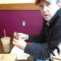 Photo taken at Dunkin' Donuts by Susie K. on 4/28/2012