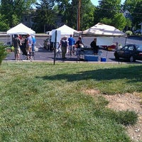 Photo taken at Powell Saturday farmers market by Darrah on 6/2/2012
