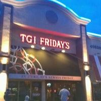 Photo taken at TGI Fridays by Matthew C. on 2/20/2012