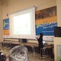 Foto scattata a #BTWIC Basilicata Turistica Web Innovazione Creatività da Diego C. il 5/15/2012