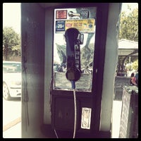 Photo taken at Bus Stop 1160 - Highland Mall Transfer Center by William S. on 7/30/2012