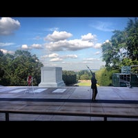Photo taken at Tomb of the Unknowns by Chris S. on 6/17/2012