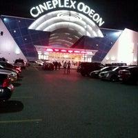 Photo taken at Cineplex Cinemas Queensway & VIP by John V. on 7/15/2012