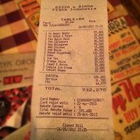 5/27/2012에 shisiL Z.님이 Pizza é Birra에서 찍은 사진