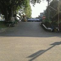 Photo taken at Universitas Katolik Parahyangan (UNPAR) by rizkiaes on 8/17/2012