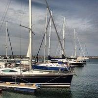 Das Foto wurde bei Bootshafen Kühlungsborn von Ronny J. am 4/6/2012 aufgenommen