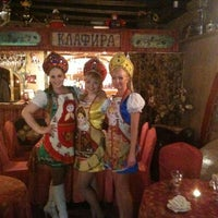 Photo taken at Klafira Russian Cuisine by Maria S. on 3/30/2012