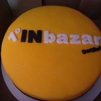 Photo taken at INbazar by Christiane A. on 5/5/2012
