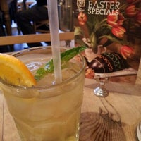 Photo taken at Le Pain Quotidien by Uta M. on 3/25/2012
