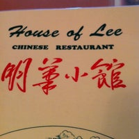 Photo taken at House of Lee by pauline p. on 6/9/2012