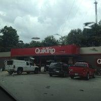Photo taken at QuikTrip by Jean A. on 8/7/2012