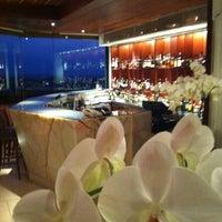 Photo taken at GB Roof Garden Restaurant by Xenofon L. on 11/20/2011