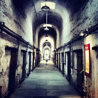 Photo taken at Eastern State Penitentiary by Lynette D. on 7/11/2012