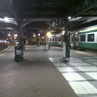 Photo taken at Platform 1 by Shhhhhhh... on 11/6/2011