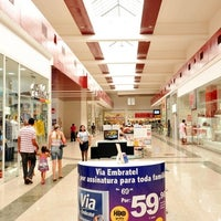 Photo taken at Partage Shopping Mossoró by SQ4 M. on 11/11/2011