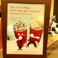 Photo taken at Starbucks by Purdey on 11/6/2011