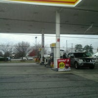 Photo taken at Shell by Jonesha W. on 11/19/2011