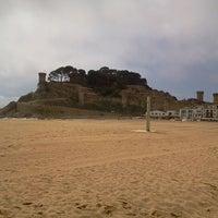 Photo taken at Gran Beach by Paula C. on 5/20/2012