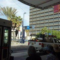 Photo taken at Long Beach Transit Center by Scott O. on 10/28/2011