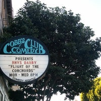 Photo taken at Cobb's Comedy Club by Pearl B. on 7/21/2011